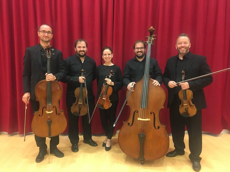 Quinteto de cuerda