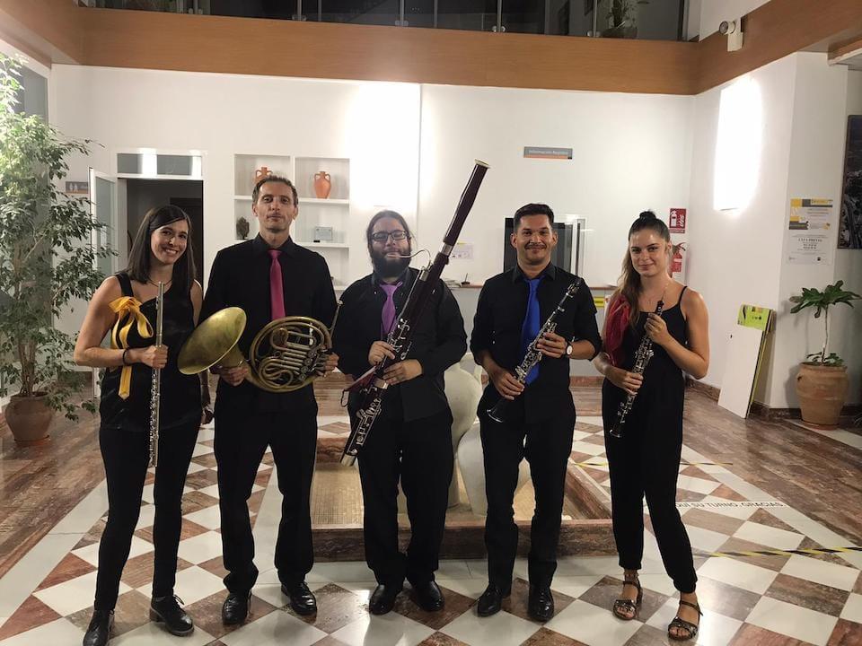 Quinteto de viento y madera